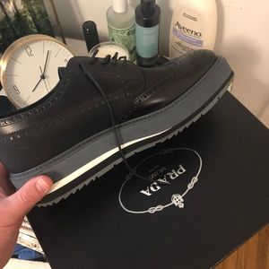 Prada LIMITED Platform Shoes (NEW)